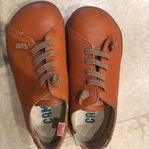 Kids camper shoes